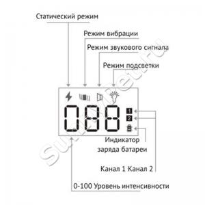 Электронный ошейник для дрессировки Petrainer PET998DBB-1