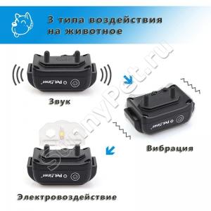 Ресивер для электронного ошейник для дрессировки Petrainer PET998DBB-1