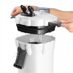 Внешний аквариумный фильтр SunSun HW-402B со встроенным ультрафиолетовым стерилизатором (uv-лампой) (9 Вт, 1000 л/ч)