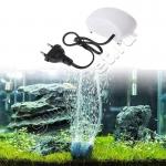 Компрессор для аквариума DB-9001 (120 л/ч) в комплекте с силиконовым шлангом, распылителем и обратным клапаном