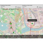 GPS ошейник для собак Bartun S1