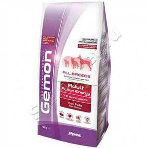 Gemon (Джимон) - корма для собак разных пород и возрастов, повседневные и лечебные