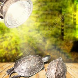 Лампа UVA+UVB полного спектра для аквариумов и террариумов E27