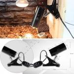 Держатель ламп для аквариумов и террариумов керамический E27 с регулятором мощности до 300 Вт